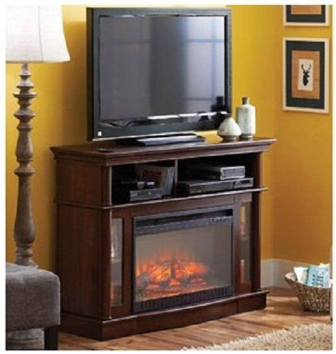 Better Homes and Gardens® Media Electric Fireplace Ashwood Road