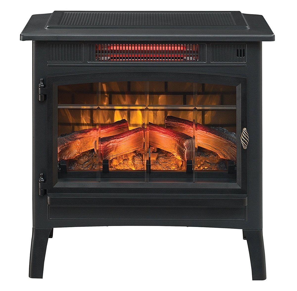 Duraflame Infrared Electric Fireplace Stove