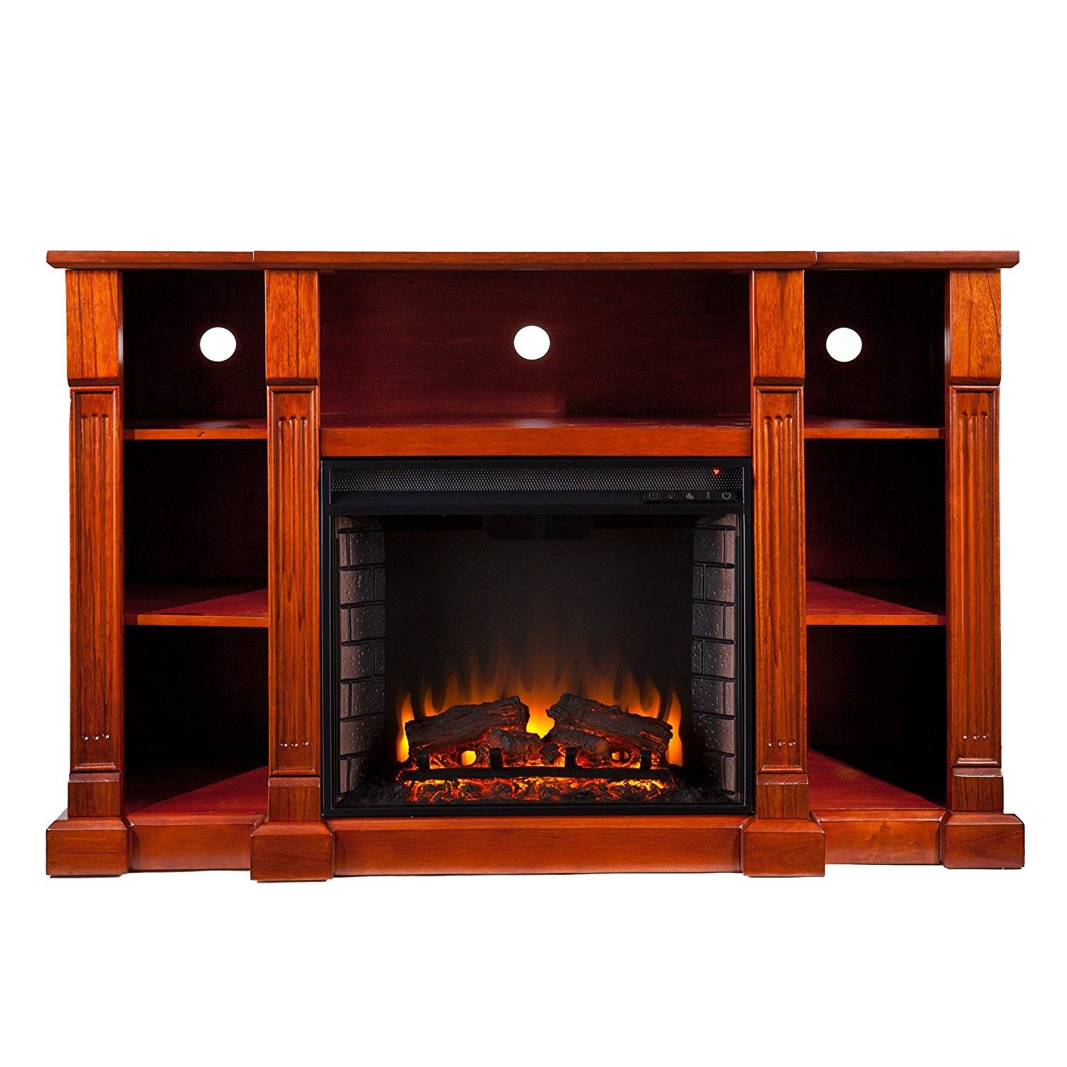 SEI Kendall Electric Media Fireplace